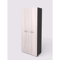 Kleiderschrank wels, 798 x 604 x 1965 mm, robinie hell