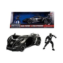 JADA Spielzeug-Auto Marvel Avengers Lykan Hypersport 1:24