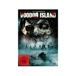 Voodoo Island DVD