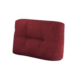 Vicco Palettenkissen Palettenkissen Palettenpolster Palettenmöbel Seitenkissen Sitzauflage Rot rot