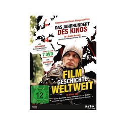 Filmgeschichte weltweit (Sonderausgabe) (7 DVDs) DVD