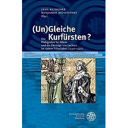 (Un)Gleiche Kurfürsten? - Buch