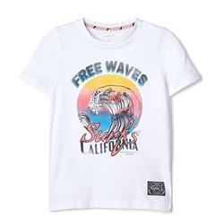 Name It T-Shirt T-Shirt NKMDSINAI für Jungen weiß 158/164