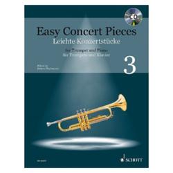 Easy Concert Pieces 3