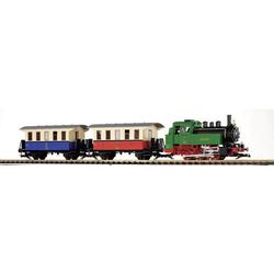 Piko G 37130G Start-Set Personenzug BR 80 + 2 Personenwagen