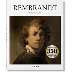 Rembrandt als Buch von Michael Bockemühl