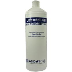 Ultraschallgel 1000 ml Flasche