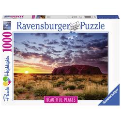 RAVENSBURGER Ayers Rock in Australien Puzzle Mehrfarbig