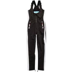 Superdry - Nu Slalom Slim All In 1 W Black - Skihosen - Größe: L