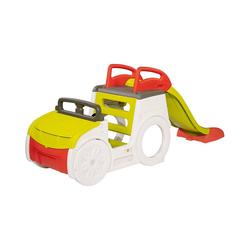 Smoby Spielhaus Abenteuer-Spielauto