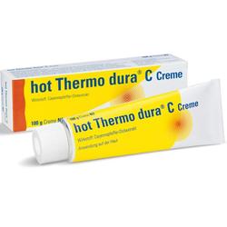 HOT THERMO dura C Creme 100 g