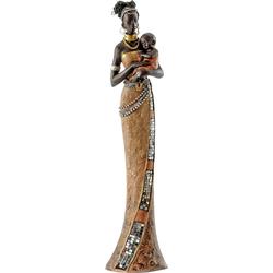Afrikafigur »Ayana«, Dekofiguren, 21456025-0 bunt Masse(B/T/H):(7/9,5/41,5) bunt