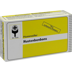 HUSTENSTILLER Hustenbonbon