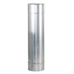Ø 125 mm Lüftungsrohr Länge 50 cm