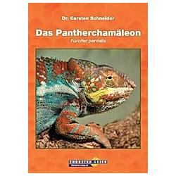Das Pantherchamäleon. Carsten Schneider  - Buch