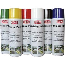 CRC 11675-AA Linien-Markierfarbe, dauerhaft Rot 500ml