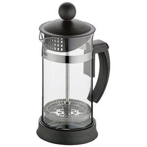 Cilio Kaffeebereiter Kaffeebereiter MARIELLA schwarz, 0.35l Kaffeekanne 0.35 l - 17.5 cm