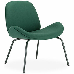 TILKKA Sessel mit 4-Fuß-Metallgestell, vollgepolstert