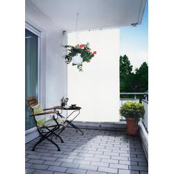 Floracord Senkrechtmarkise BxH: 140x230 cm, weiß