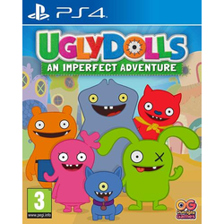 UglyDolls An Imperfect Adventure - PS4 [EU Version]