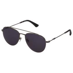 Police Sonnenbrille SPL995 grau