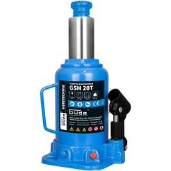 GÜDE Wagenheber GSH 20T, 20 t blau 15,5 cm