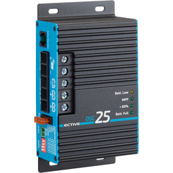 ECTIVE DSC 25 MPPT Dual Solar-Laderegler für zwei 12V Batterien 350Wp 50V 25A