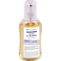 Physioderm Physio UV 50 200ml Spray
