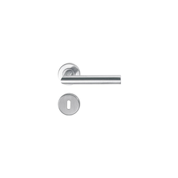 Edelstahl Wohnraumgarnitur Gehrungs-Form Kl.3 - BB