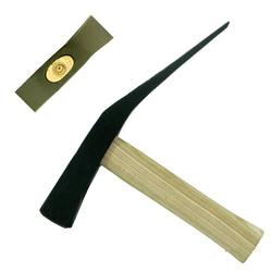 Pflasterhammer 3,00 kg, Rheinische Form