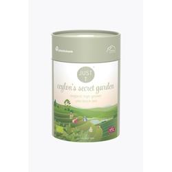 Just T Ceylon Secret Garden 125g loser Tee