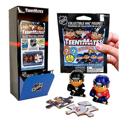 Heroes Actionfigur NHL TeenyMates Series 1 Figures/Puzzle Bag NEU