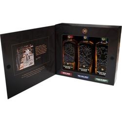 Heavens's Door Trio Whisky  3x0,2L