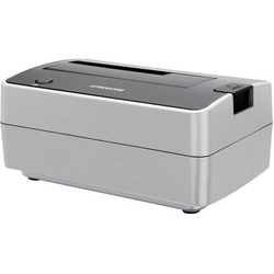 Freecom 35296 eSATA, FireWire 400, USB 2.0 SATA 1 Port Festplatten-Dockingstation