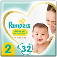 Pampers Premium Protection 4 - 8 kg