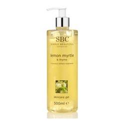 SBC Zitronenmyrte & Thymian Skincare Gel 500ml