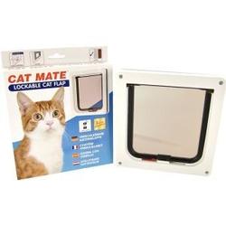 Cat Mate 304 kattenluik  Wit