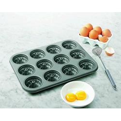 Kaiser Muffin-Gugelhupfform für 12 Muffins