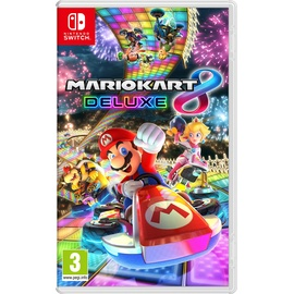 Mario Kart 8 Deluxe (PEGI) (Nintendo Switch)