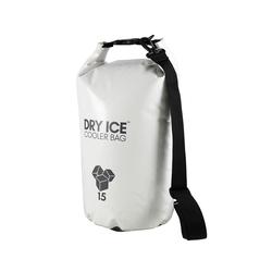 Dry Ice Cooler Bag Kühltasche Weiss bag tasche kühlbox, Volumen in Liter: 15