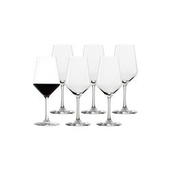 Stölzle Rotweinglas REVOLUTION Rotweinkelch 490 ml 6er Set (6-tlg), Glas