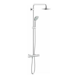 Grohe Duschsystem Euphoria Aufputz-Thermostat 450 mm 27296