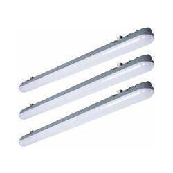 3er Set 48 W SMD LED Industrie Strahler für den Außenbereich