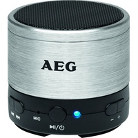 AEG BSS 4826 silber