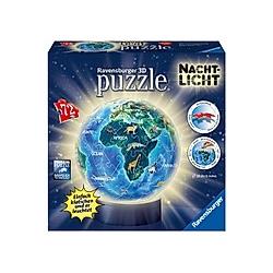 puzzleball  Nachtlicht Erde bei Nacht (Kinderpuzzle)