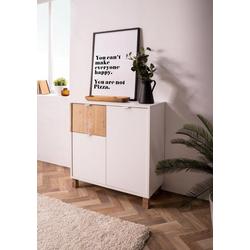 BMG Möbel Kommode Menorca, Kommode Anrichte Wohnzimmer Flur Modern