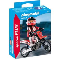 Playmobil Motocross-Fahrer