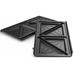 6 Stück DeLonghi Sandwichplatten DLSK154