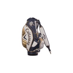 Callaway Major Staff August 2014 Cartbag LIMITED EDITION Iconic Hammer Pays""""