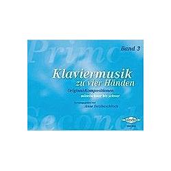 Klaviermusik zu vier Händen - Buch